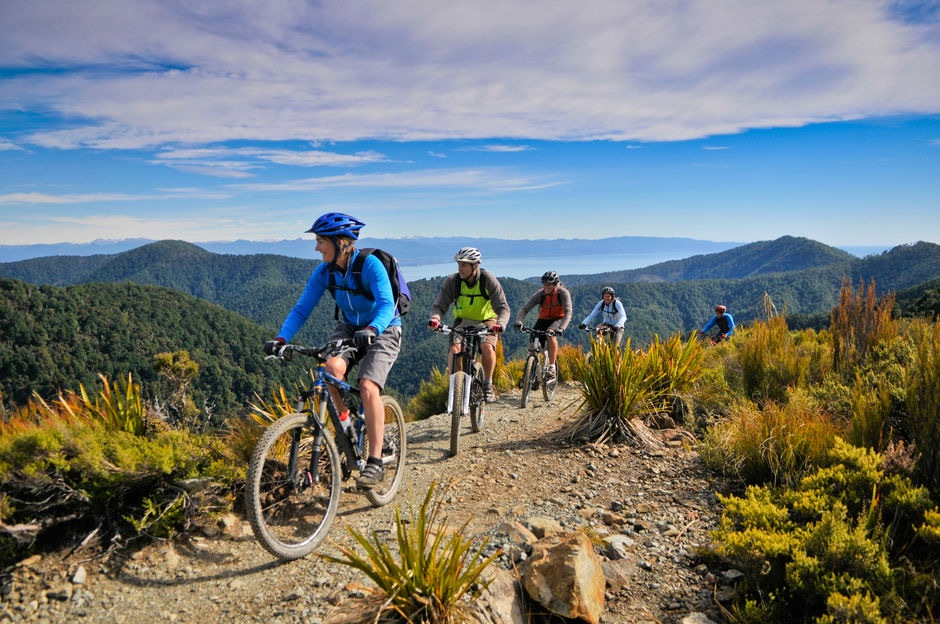 e0c1df97586 Close by you can find some other trail gems! You can either check out  Kaiteriteri Mountain Bike Park if you are heading toward Abel Tasman, or  head to the ...